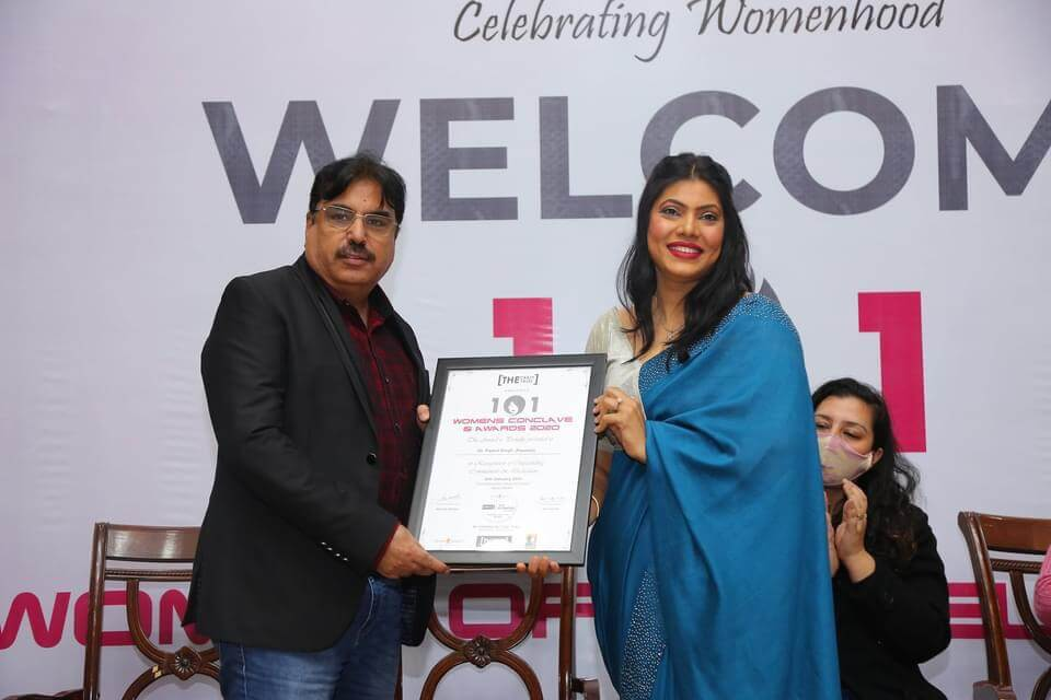The Women's Conclave and Awards 2020